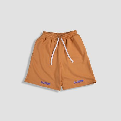 ClownZ Signature Short Pant - Orange