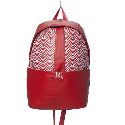 Shui backpack - Chu Tước - Red