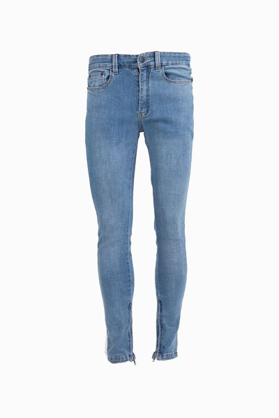 ClownZ Stretch Line Denim - Blue