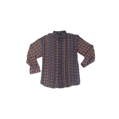 ClownZ After Party Plaid Flannel Multi Check Patchwork 1