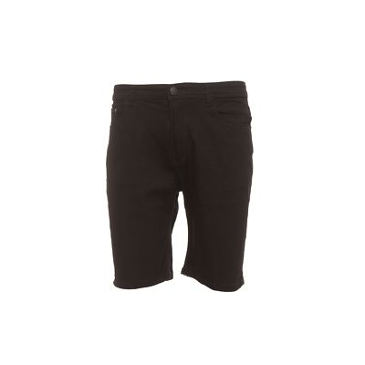 ClownZ Short Jeans - Black