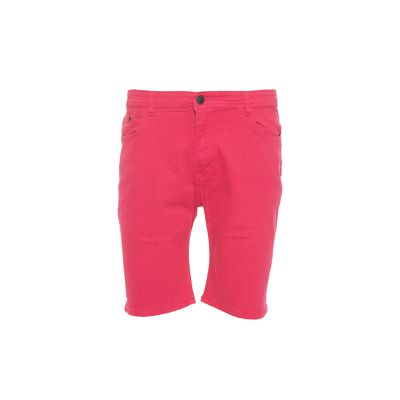 ClownZ Short Jeans - Pink