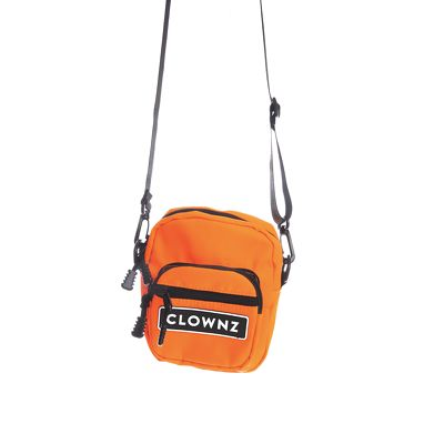 ClownZ Mini Shoulder Bag - Orange