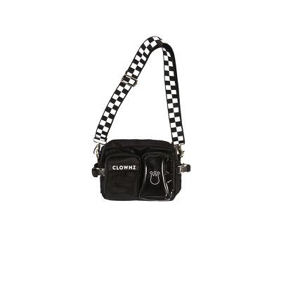 ClownZ Ultility Satchel - Black
