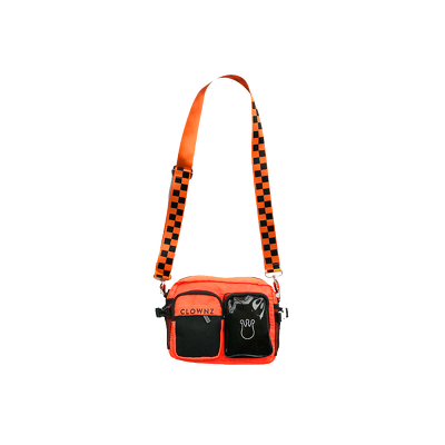 ClownZ Ultility Satchel - Orange