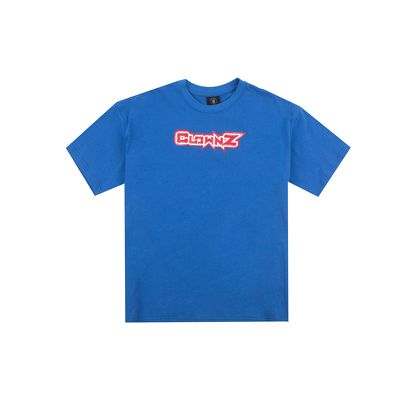 ClownZ Mobile Suit T-shirt - Blue