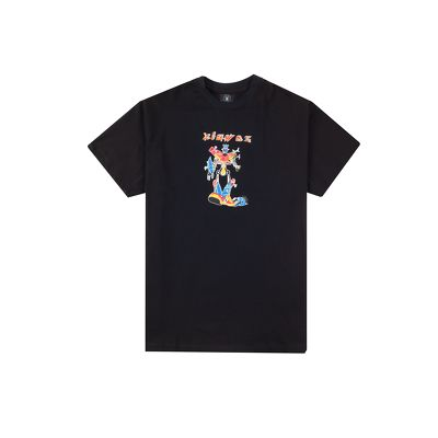 ClownZ Robot T-shirt - Black