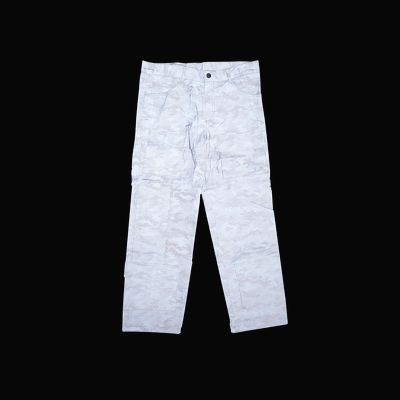 ClownZ Reflective Camo Cargo Pants - Purple