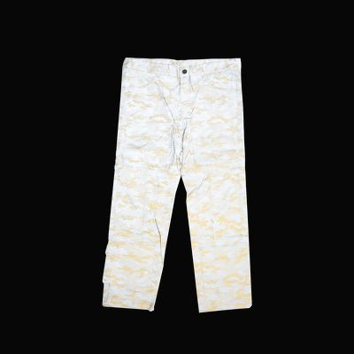 ClownZ Reflective Camo Cargo Pants - Yellow