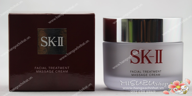 Kem massage dưỡng da Facial Treatment Massage Cream (80g)