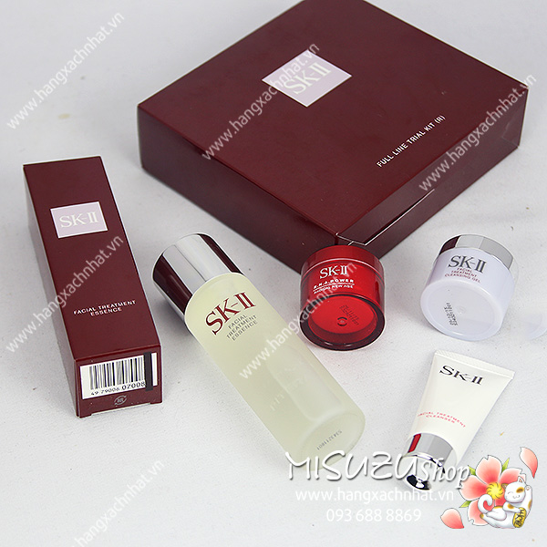 Combo SKII Full Line Trial Kit