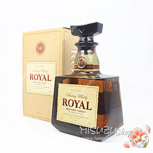 Rượu Royal Suntory Whisky 43% 700ml