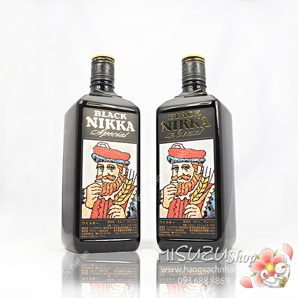 Rượu Black Nikka Special 42%, 720ml