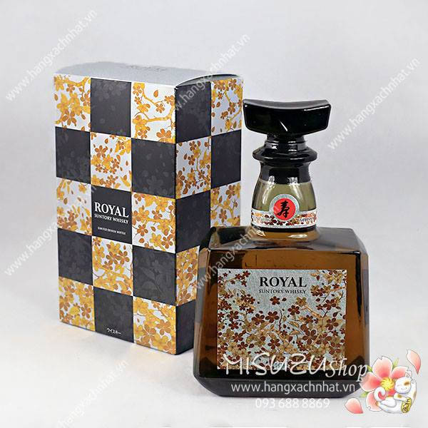 Rượu Royal Suntory Whisky Limited 700ml