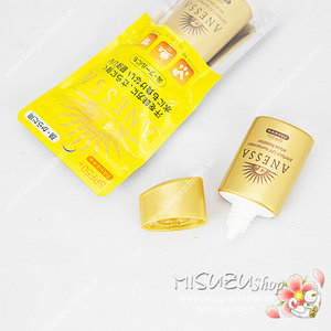 Kem chống nắng ANESSA perfect UV sunscreen aqua booster SPF50+ PA++++ (25ml)