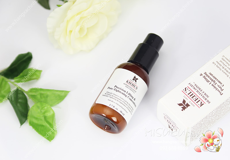 Serum se khít lỗ chân lông Kiehl's Precision lifting & pore tightening concentrate (50ml)