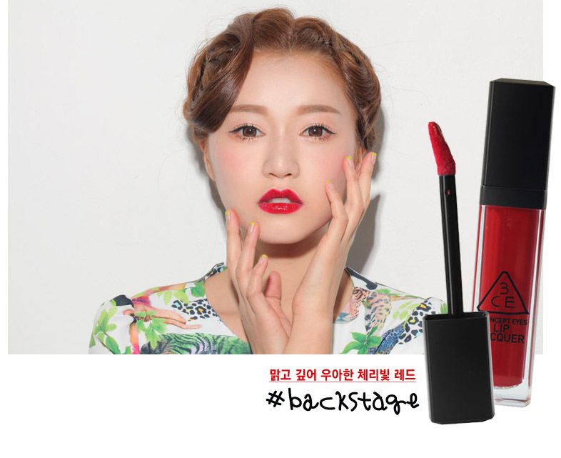 Lip Lacquer 3CE màu Backstage