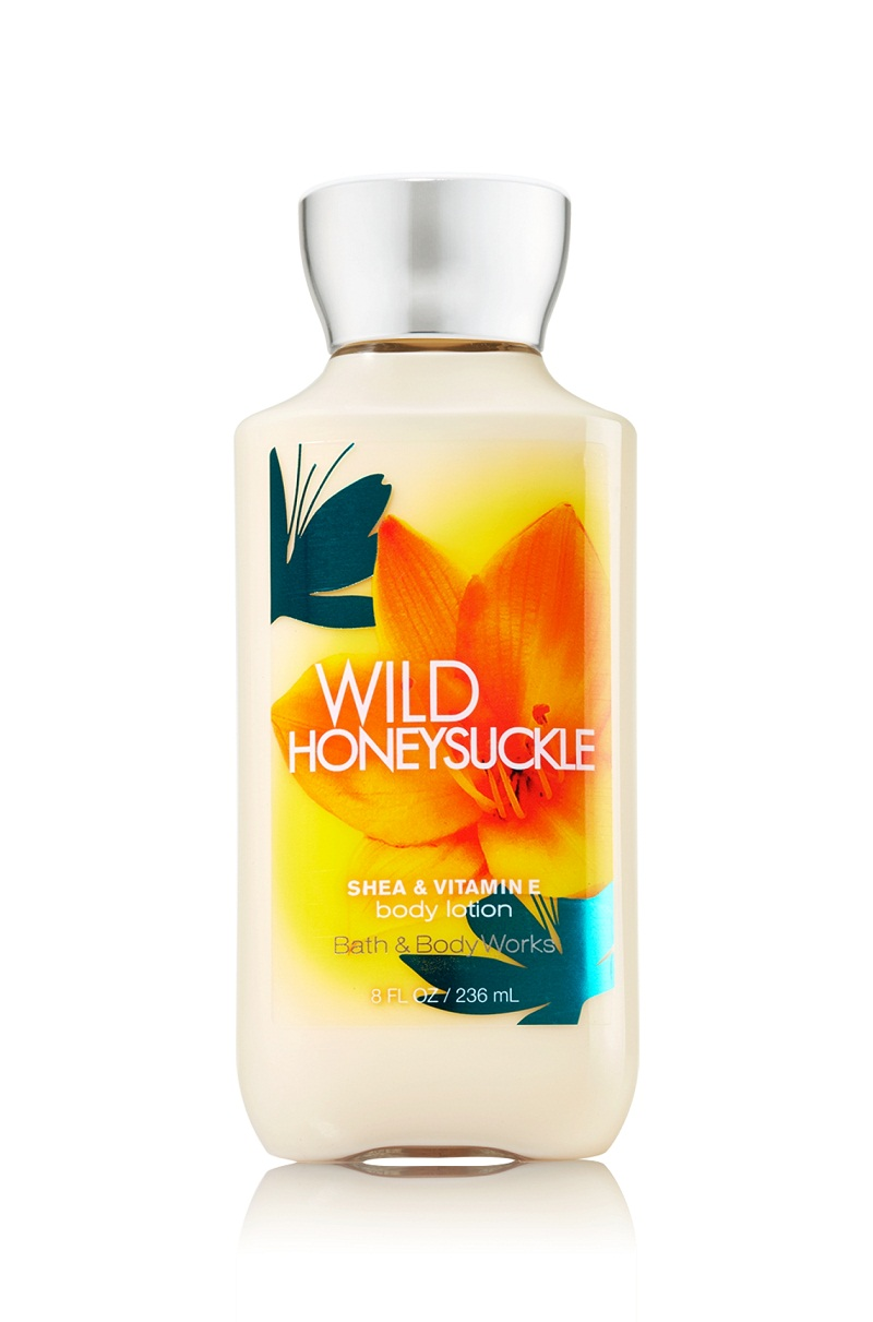 Dưỡng thể Body Lotion Bath & Body Works Wild Honeysuckle 236ml