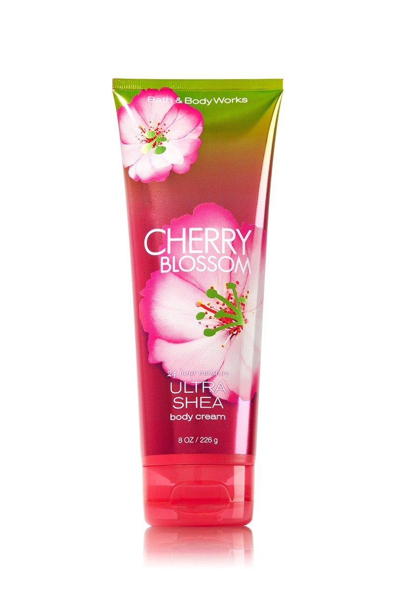 Dưỡng thể Body Cream Bath & Body Works Cherry Blossom 226gr