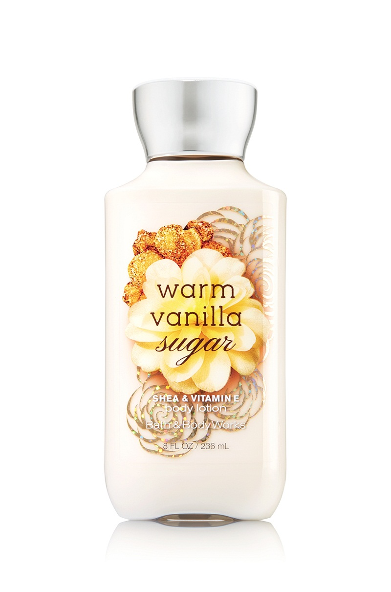 Dưỡng thể Body Lotion Bath & Body Works Warm Vanilla Sugar 236ml
