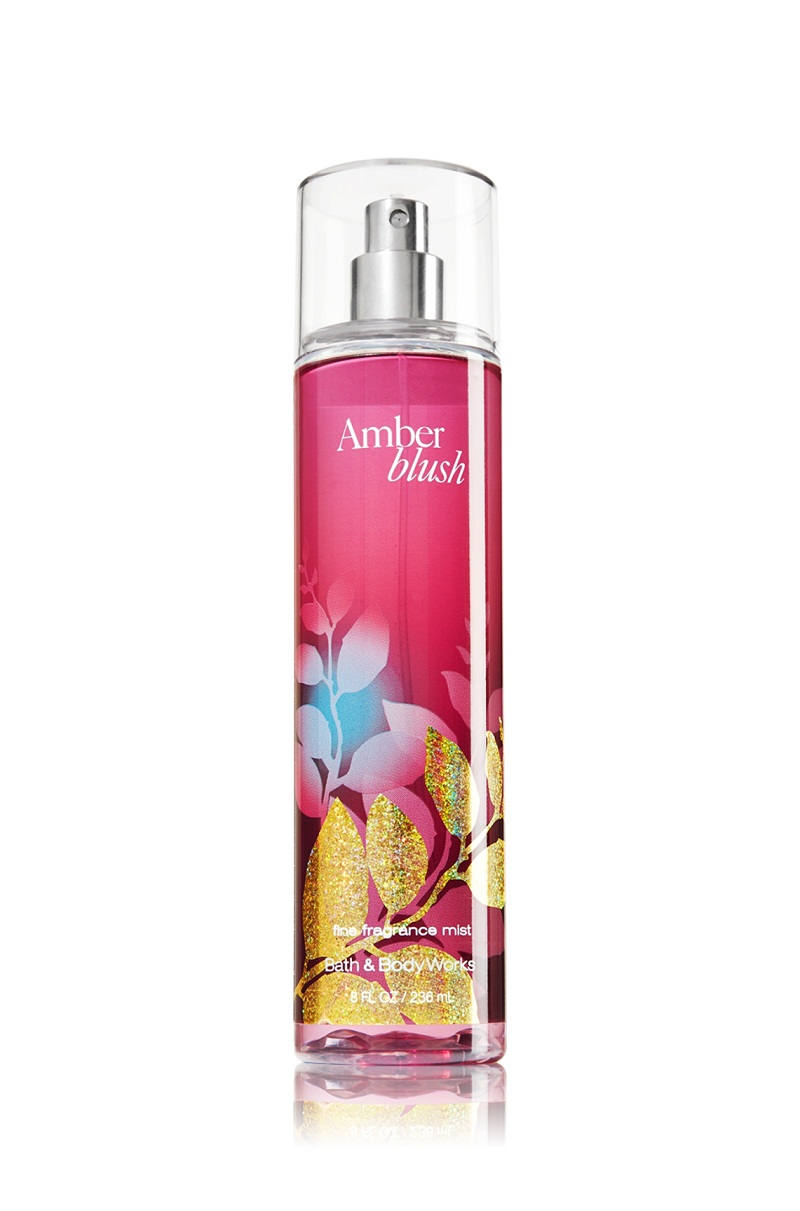 Xịt toàn thân Bath & Body Works Amber Blush 236ml