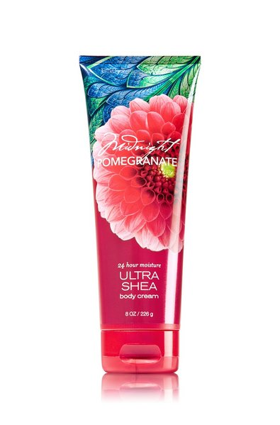 Dưỡng thể Body Cream Bath & Body Works Midnight Pomegranate 226gr