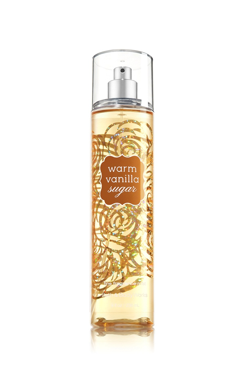 Xịt toàn thân Bath & Body Works Warm Vanilla Sugar 236ml