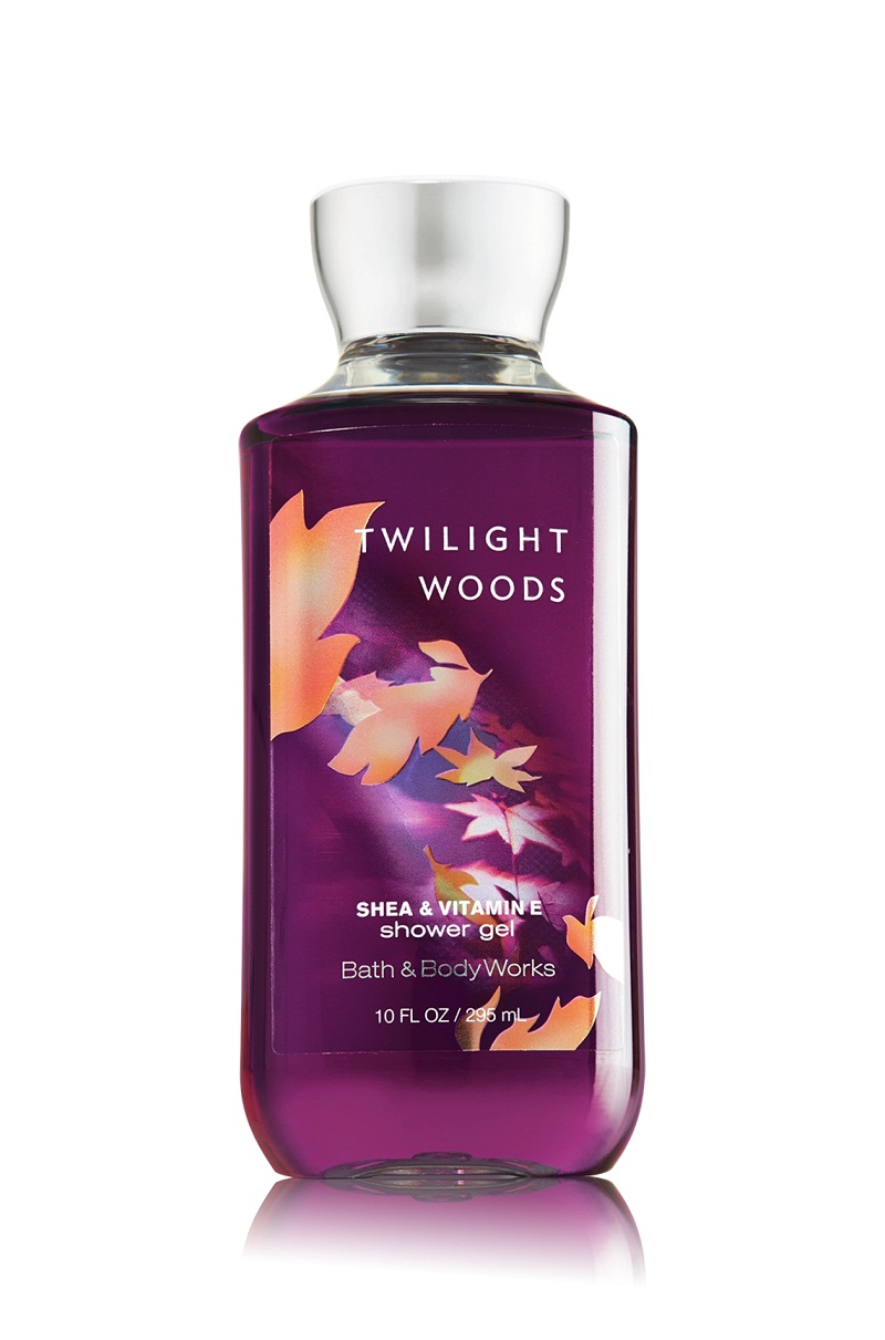 Sữa tắm dạng gel Bath & Body Works Twilight Woods 295ml