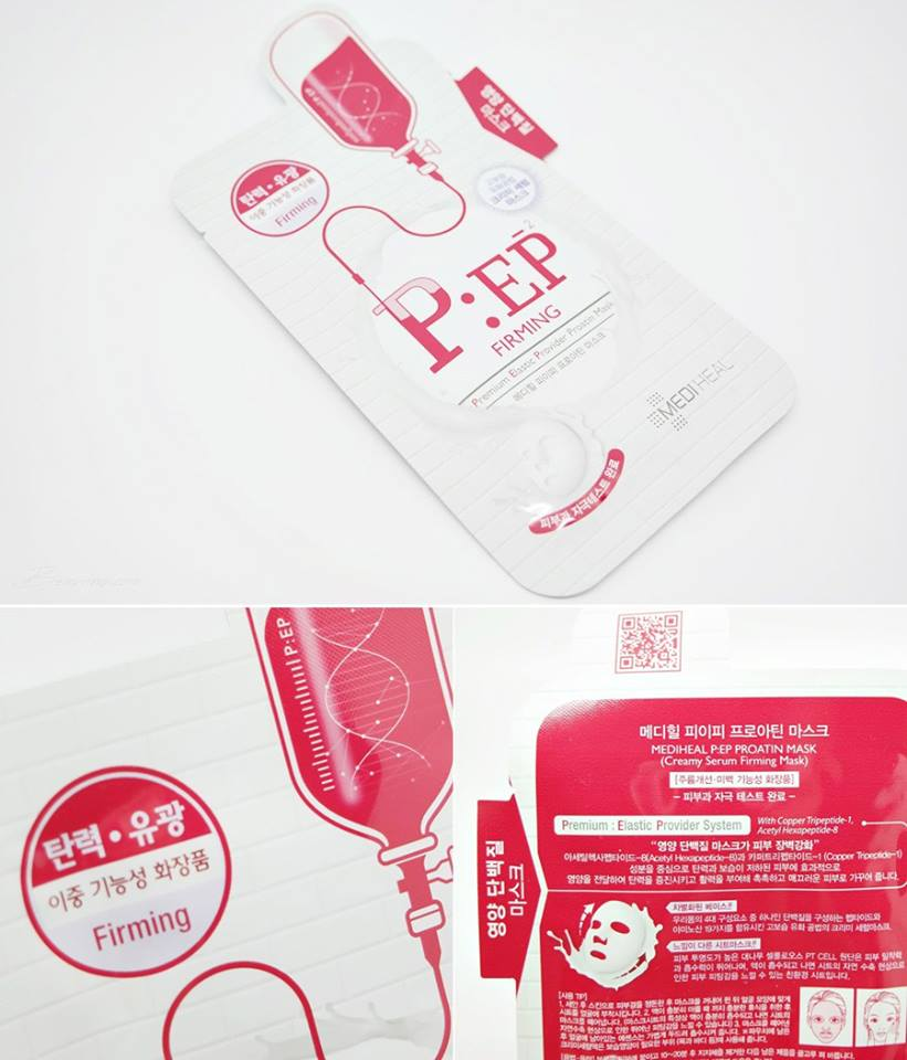 Mặt nạ Mediheal P:EP Firming Proatin Mask (25ml)