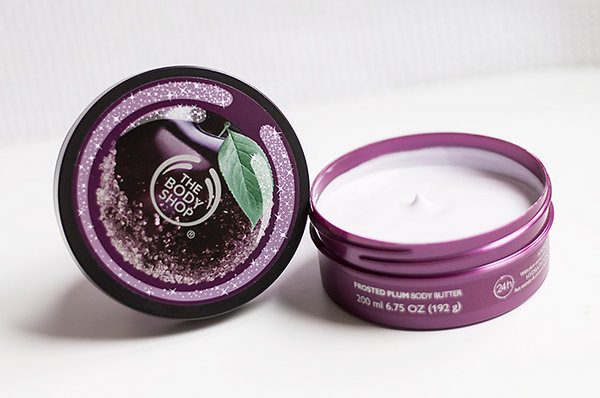 Frosted Plum Body Butter 200ml