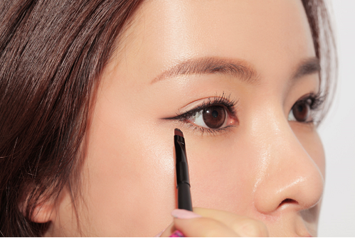 3 CONCEPT EYES GEL EYE LINER #ALL BLACK