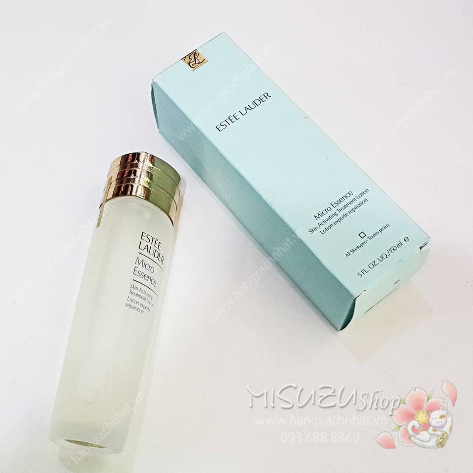 Tinh chất dưỡng da Estee Lauder Micro Essence Skin Activating Treatment Lotion 150ml