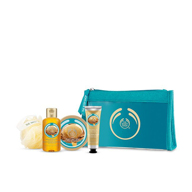 The Body Shop Gift Wild Argan Oil