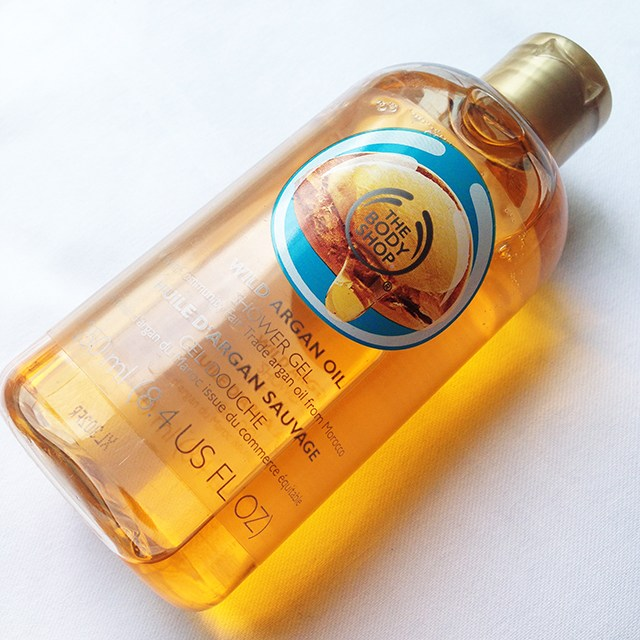 The Body Shop Gift Wild Argan Oil (HẾT HÀNG)