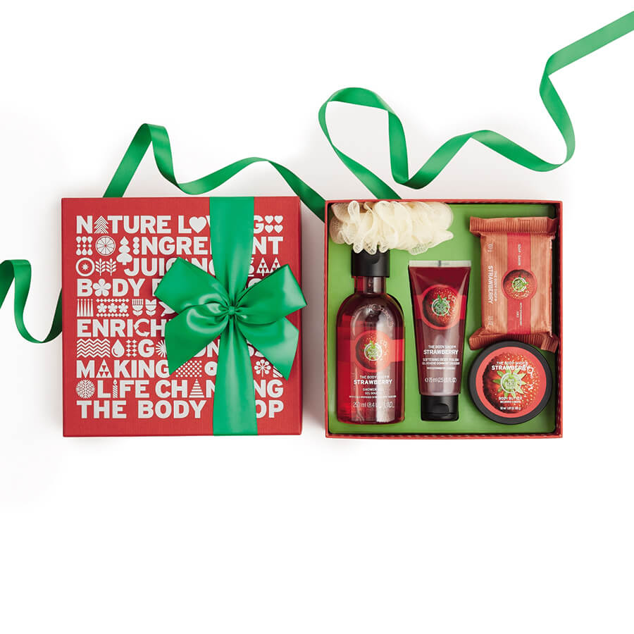 Strawberry Classic Picks Gift Set