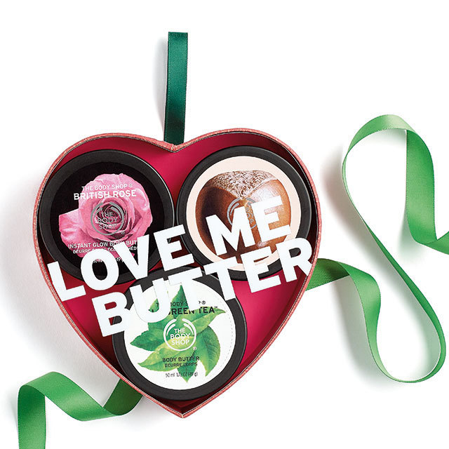 Set Love me Butter - The Body Shop