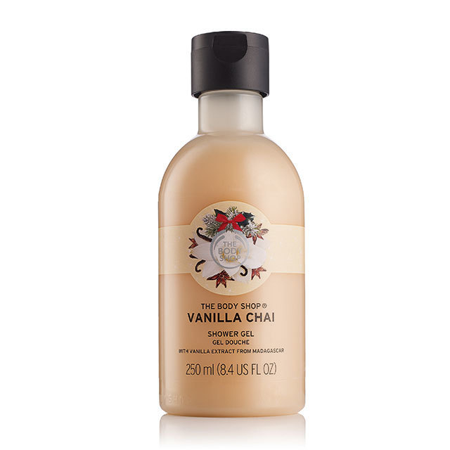 Gel tắm Vanilla Chai Shower Gel 250ml