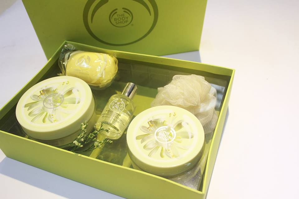Set Morinaga - The Body Shop
