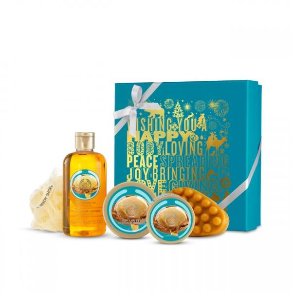 Set Wild Argan - The Body Shop