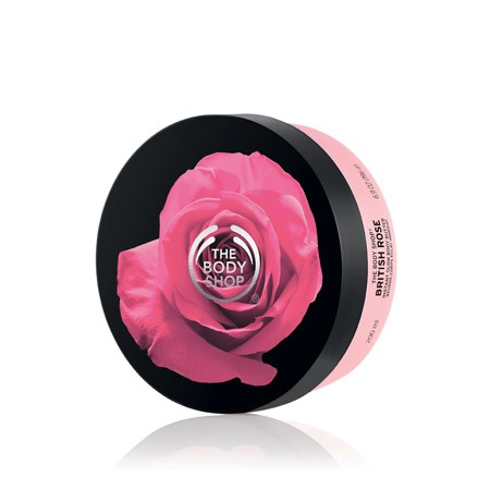 Bơ dưỡng thể British Rose Instant Glow Body Butter 200ml