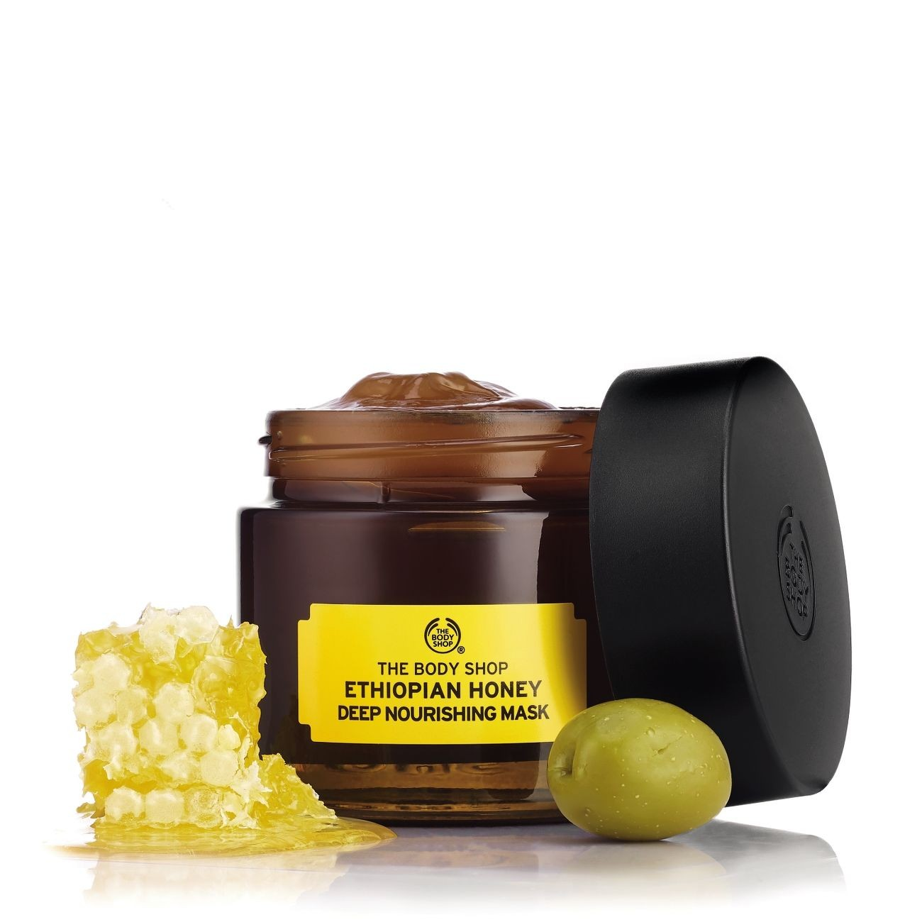 Ethiopian Honey Deep Nourishing Mask 75gr - The Body Shop