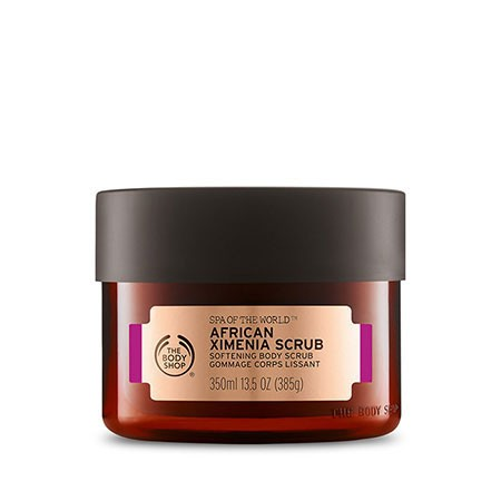 Spa of the World™ African Ximenia Body Scrub 350ml (tẩy da chết từ trái Ximenia)