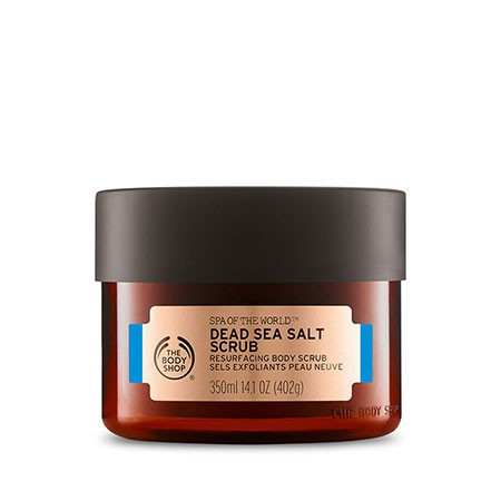 Spa of the World™ Dead Sea Salt Body Scrub 350ml (tẩy da chết từ muối Biển Chết)