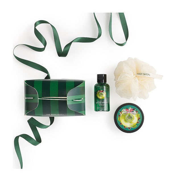 Spiced Apple Treat Box - The Body Shop