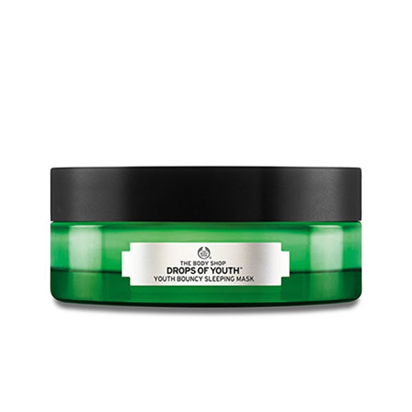 Drops of Youth™ Youth Bouncy Sleeping Mask 90ml - The Body Shop (HẾT HÀNG)