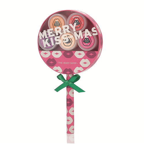 Merry Kiss-Mas Wand Gift Set - The Body Shop