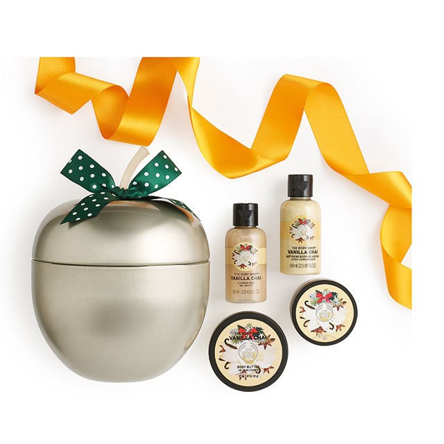 Vanilla Chai Classic Picks Gift Set - The Body Shop