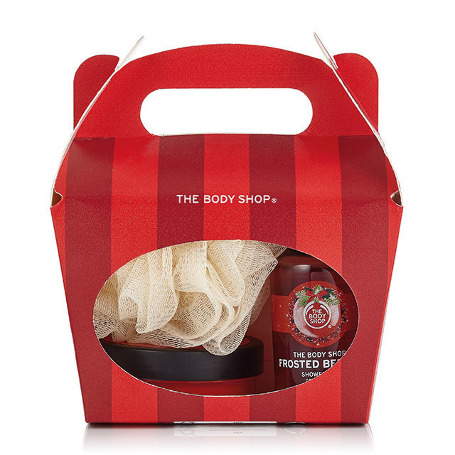 Frosted Berries Treat Box - The Body Shop