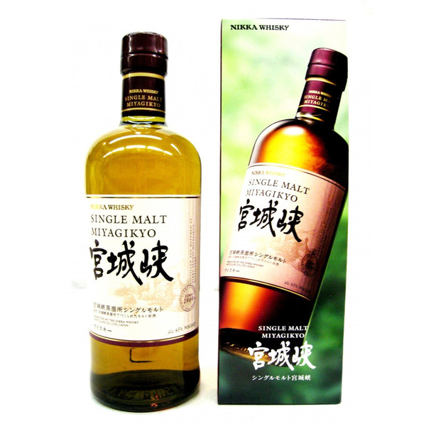 Rượu Nikka Whisky Single Malt Miyagikyo