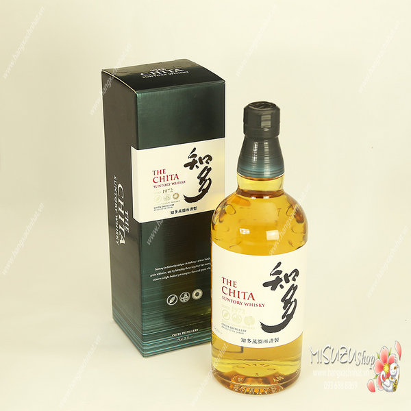 Rượu The Chita Suntory Whisky 700ml, 43%